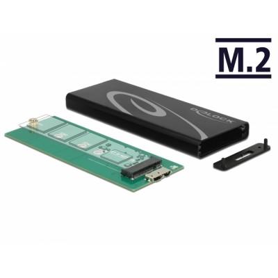 CARCASA EXT. SSD USB 3.1 M.2
