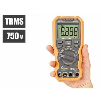 MULT.3 1/2DIGIT.1000VDC/750VAC
