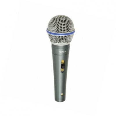 Micrófono dinámico de mano